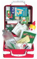 FIRST AID CASE - MEDIUM KIT - plastic case
